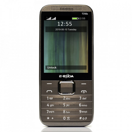 Produs resigilat - Telefon mobil barphone E-Boda 3G 2.8 inch T310S DUAL SIM