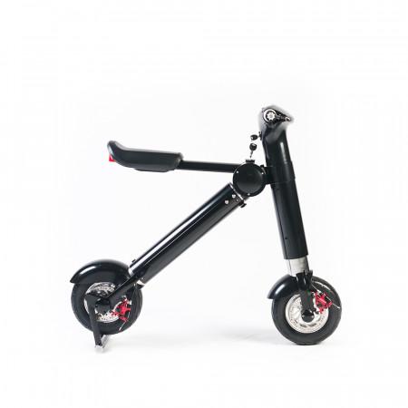 Bicicleta Electrica Pliabila FreeWheel E-Bike Town Autonomie 35 km Viteza 35 km/h Motor 250W Brushless