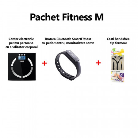 Pachet accesorii fitness M