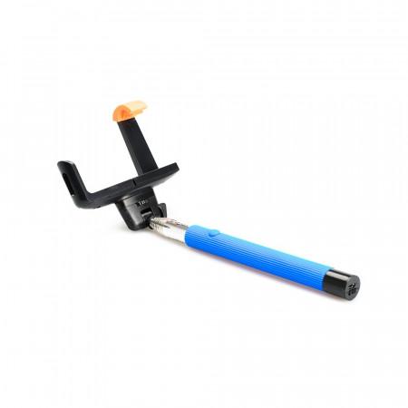 Selfie stick E-Boda cu Bluetooth CML 500 albastru