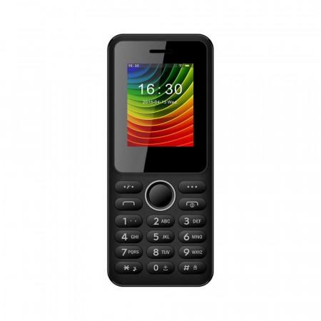 Telefon Mobil Barphone Freeman T120 - Display TFT Dual Sim Bluetooth Negru