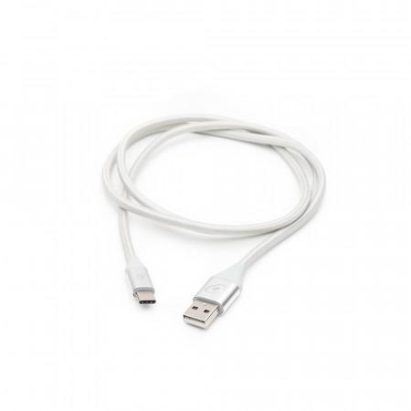Cablu USB Tip C E-Boda USBTC 110 - argintiu