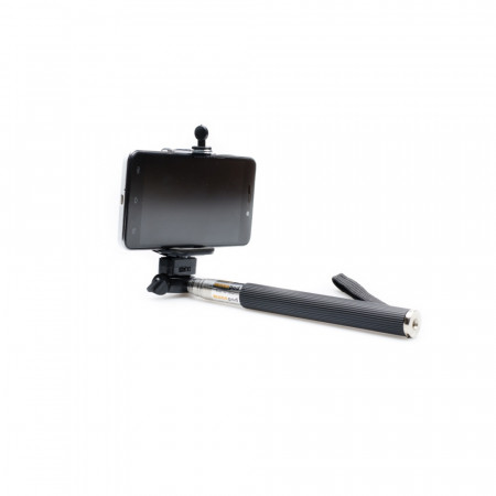 Monopod extensibil E-Boda selfie 110 - negru
