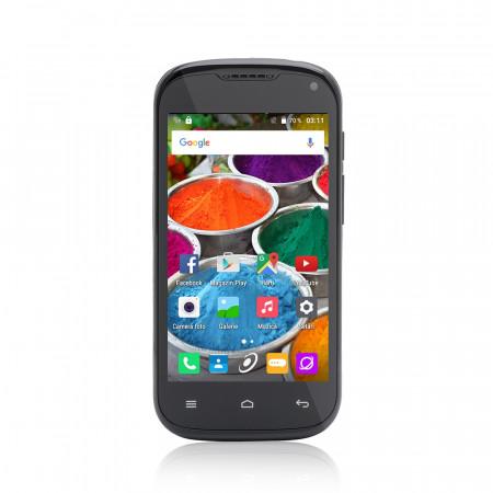 """Smartphone Android 4"""" E-Boda Sunny V410S Dual SIM negru - produs resigilat"""