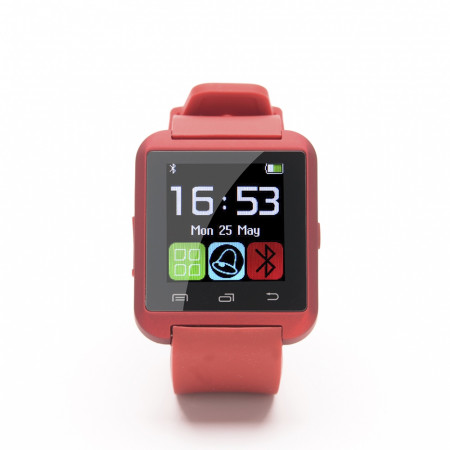 Smartwatch E-Boda Smart Time 100 Summer Edition rosu - produs resigilat
