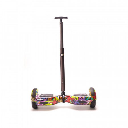 Hoverboard Stick FreeWheel Assistant 120 Telescopic Gri - Produs resigilat