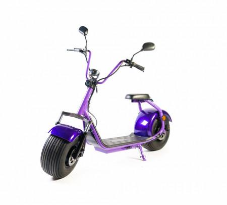 Produs Resigilat - Moped Electric FreeWheel City Rider Mov Autonomie 40-60 km Viteza 40 km/h Motor de 1000W Brushless