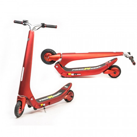 Produs Resigilat - Trotineta Electrica Freewheel Rider Trends Rosu