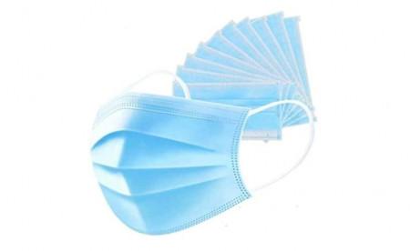 Set 20 buc, masca medicala de protectie Tip IIR, de unica folosinta
