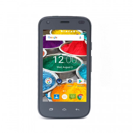 Telefon Mobil Smartphone E-Boda Eclipse G400M - Dual SIM 8GB 4G Negru - Produs Resigilat