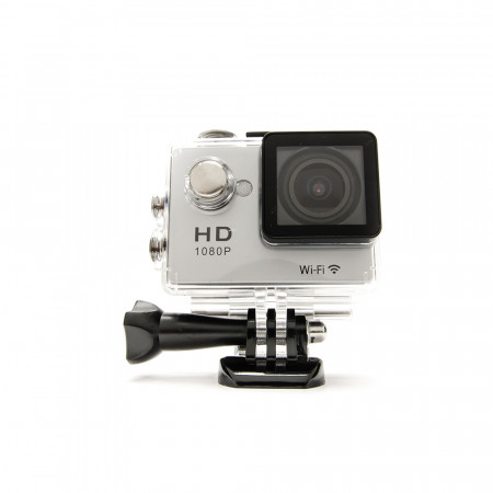 Camera video sport Full HD 1080p cu Wi-Fi SJ5000W rezistenta la apa - produs resigilat
