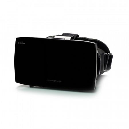 Ochelari realitate virtuala AVATAR VR - negru - produs resigilat
