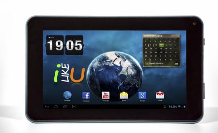 """Tableta PC Android 7"""" E-Boda Essential A300 albastra - produs resigilat"""