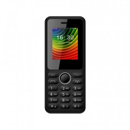 "Telefon mobil barphone Freeman 1,8"" T120 negru Dual SIM - produs resigilat"