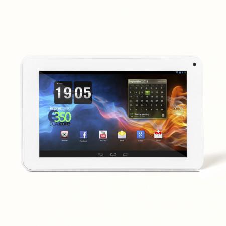 "Tableta PC Android 7"" E-Boda Impresspeed E350 DC alba - produs resigilat"