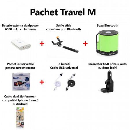 Pachet accesorii pentru calatorii Travel M