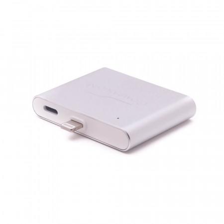 Produs resigilat - Baterie externa E-Boda mini powerbank pentru iphone IP101 - argintiu