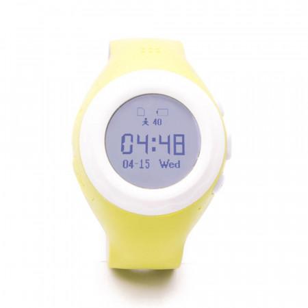 Smartwatch Safe Kids cu GPS SIM monitorizare copii verde - Produs resigilat
