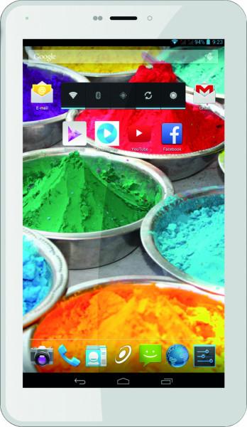 """Tableta PC Android 7"""" 3G E-Boda Izzycomm Z700 alba - produs resigilat"""