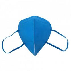 FFP2 KN95 Albastru - Masca de protectie, cutie de 20 buc, ambalate individual