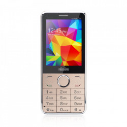 Produs Resigilat - Telefon mobil barphone Freeman speak 2.8 inch T303 DUAL SIM - auriu
