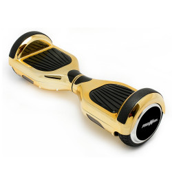 Scooter Electric (Hoverboard) Freewheel F1 Auriu - Produs resigilat