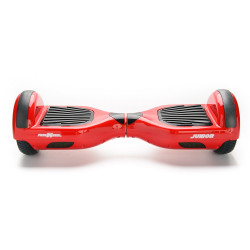 Scooter electric (hoverboard) Freewheel Junior - Rosu - produs resigilat