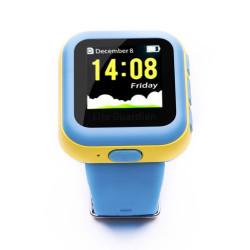 Smartwatch Kids cu GPS SIM Wi-Fi monitorizare copii albastru - produs resigilat