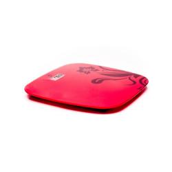 Cantar electronic pentru persoane E-Boda CEP 1017 - LCD 180kg 100g Rosu