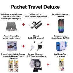 Pachet accesorii pentru calatorii Travel Deluxe