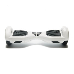 Scooter electric (hoverboard) LexGo Boxter - Alb - produs resigilat