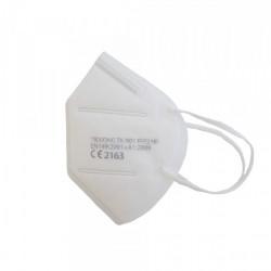 Set 20 buc, masca de protectie FFP2 KN95, Standard EN149:2001 + A1:2009, ambalate individual