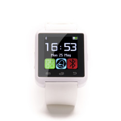 Smartwatch E-Boda Smart Time 100 Summer Edition alb - produs resigilat