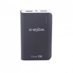 Produs resigilat - Baterie externa Power 210 E-Boda dualpower 6000 mAh - negru