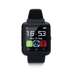 Smartwatch E-Boda Smart Time 100 Summer Edition negru - produs resigilat