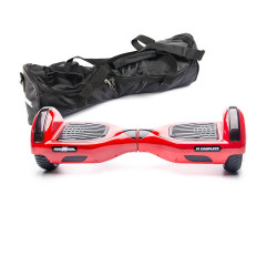 Scooter electric (hoverboard) Freewheel F1 Complete - Rosu - Produs resigilat