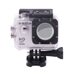 Camera video sport HD 720p SJ4000 rezistenta la apa - produs resigilat