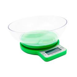 Cantar electronic pentru bucatarie E-Boda CEB 1011 - 5 Kg Verde