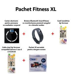 Pachet accesorii fitness XL
