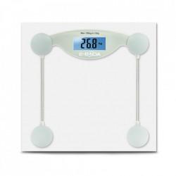 Produs resigilat - Cantar electronic pentru persoane E-Boda CEP 1211 - 150 Kg Sticla Transparent