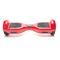 Scooter electric (Hoverboard) LexGo Boxter Rosu - Autonomie 20 Km 12 Km/h Motor 2 x 350W - Produs Resigilat