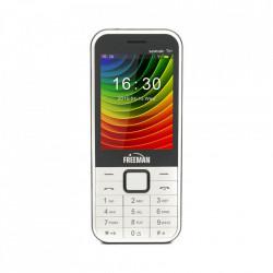 Telefon Mobil Freeman Speak T301 - Display TFT Dual Sim Camera Bluetooth Alb - Produs Resigilat