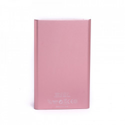 Baterie externa Power 230 E-Boda 4000 mAh - roz - Produs resigilat