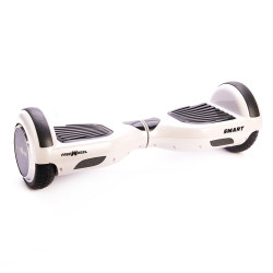 Scooter Electric (Hoverboard) Freewheel SMART, Alb Prelat, Produs resigilat