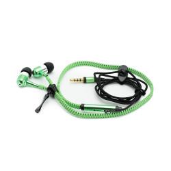 Casti handsfree E-Boda tip fermoar CML 400 verde - Produs Resigilat