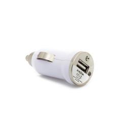 Incarcator auto USB 5V/1A CML 201 - alb - produs resigilat