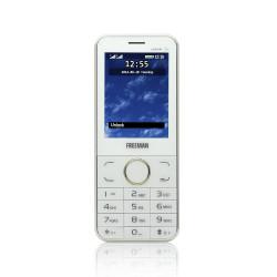 "Telefon mobil barphone Freeman 2,4"" T200 auriu Dual SIM - produs resigilat"