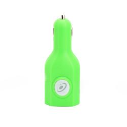 Incarcator USB priza si auto E-Boda IAP 101 - verde - produs resigilat