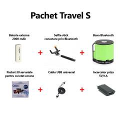 Pachet accesorii pentru calatorii Travel S