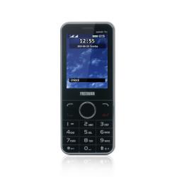 "Telefon mobil barphone Freeman 2,4"" T200 negru Dual SIM - produs resigilat"